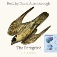 The Peregrine written by J.A. Baker performed by David Attenborough on CD (Unabridged)